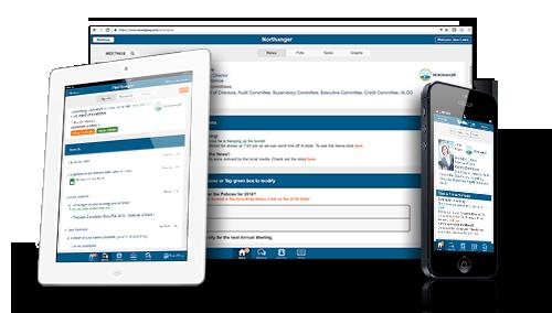 same user interface meeting calendar agenda pdf annotation